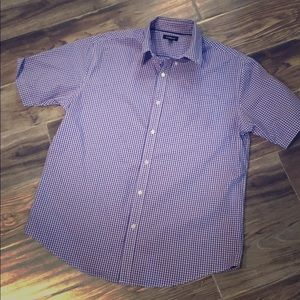 Casual Checkered Buttoned Shirt